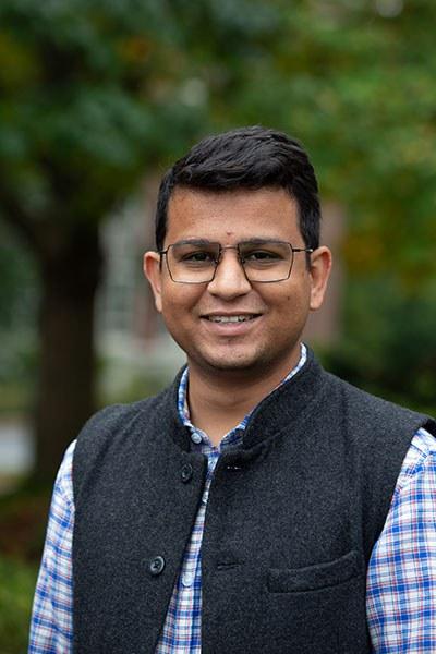 Praharsh M. Patel