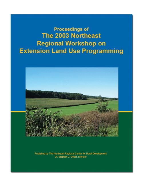 2003-NE-workshop-extension-land-use-programming