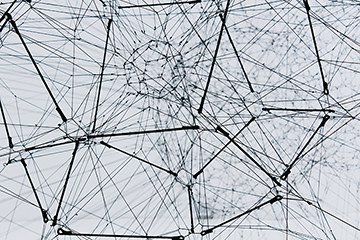 Researchers have created a new way of measuring how relationships in a network change over time can reveal important details about the network. Image: Alina Grubnyak, Unsplash