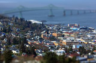 Astoria, Oregon. Credit: Ian Sane via Flickr