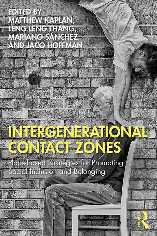 """Book on """"Intergenerational Contact Zones"""""""