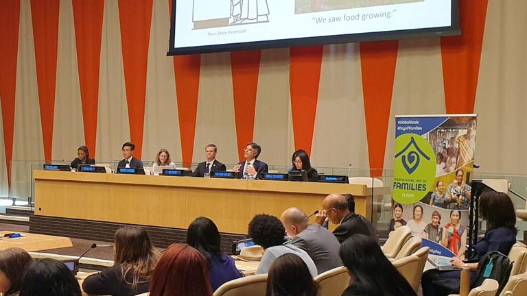 UN presentation (May 16, 2019)